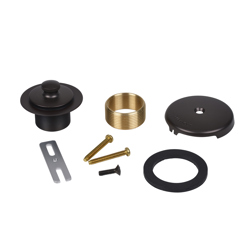 Dearborn® Conversion Kit, Uni-Lift Stopper w/ Antique Bronze Finish Trim