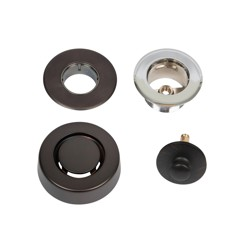 Dearborn True Blue Trim Kit, Uni-Lift Stopper, Oil Rubbed Bronze