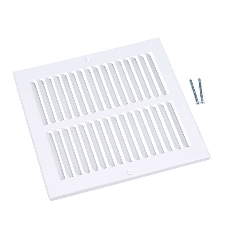 Oatey® Metal Grille Faceplate for Wall Box
