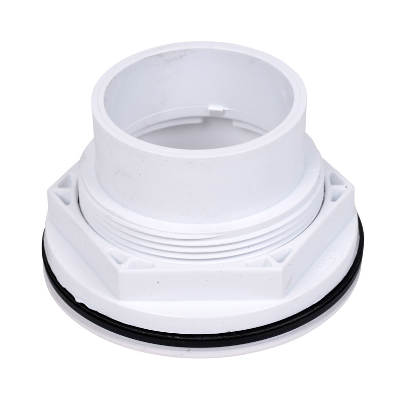 038753420899_B_001.jpg - Oatey® 2 in. 101 PS PVC Solvent Weld Shower Drain with Plastic Strainer