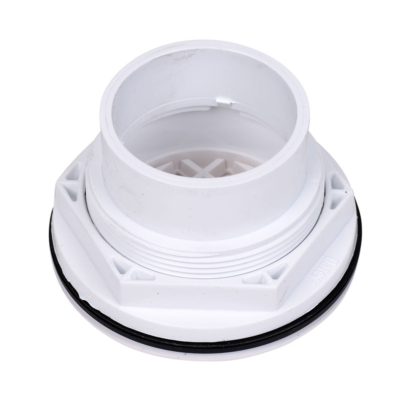 038753420899_R_001.jpg - Oatey® 2 in. 101 PS PVC Solvent Weld Shower Drain with Plastic Strainer