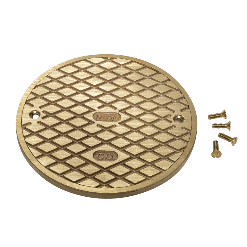 """038753811307_H_001.jpg - Oatey® 6"""" Round BR Cover & Ring"""
