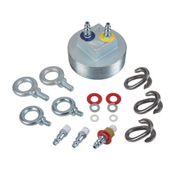 028-628_h.jpg - Cherne® 3 in. M NPT Plug Conversion Kit with Quick-Disconnect Fittings