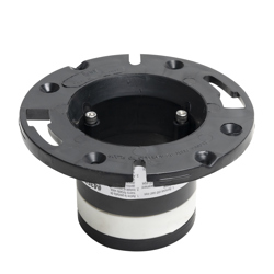 038753435381_H_001.jpg - Oatey® 4 in. ABS closet flange replacement