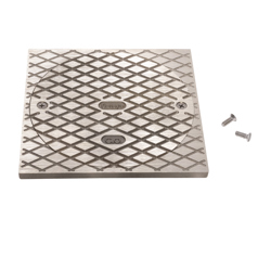 """038753811703_H_001.jpg - Oatey® 6"""" Round NI Cover & Square Ring"""